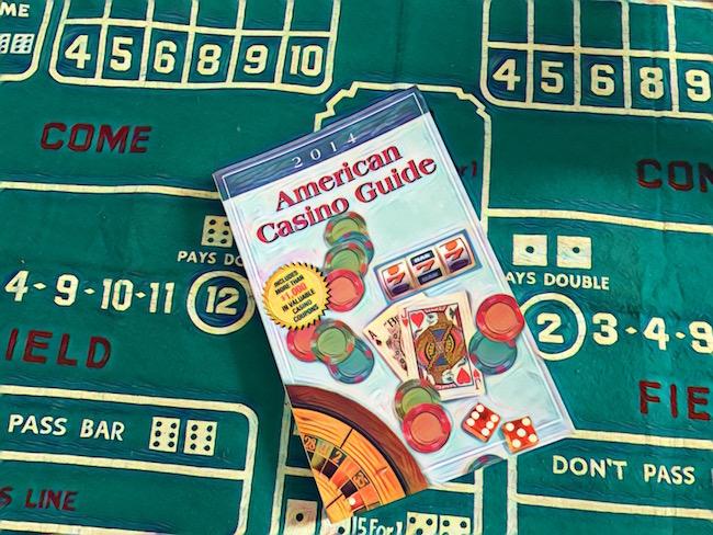 American casino guide las vegas advisor coupon books